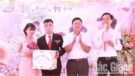 Bắc Giang: Phòng dịch, lễ cưới chỉ tổ chức trong phạm vi gia đình hoặc báo hỷ