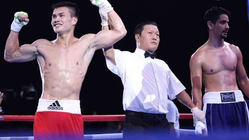 Nguyễn Văn Đương, Boxing, Olympic VnExpress