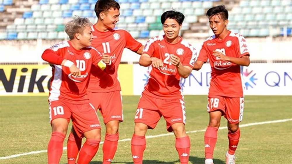 HCM City FC ranked in Asia's top 100 teams
