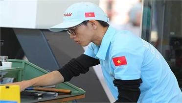 Gương mặt trẻ Việt Nam tiêu biểu 2019 Trương Thế Diệu: Gặt hái thành công nhờ sự bền bỉ và nỗ lực vượt khó