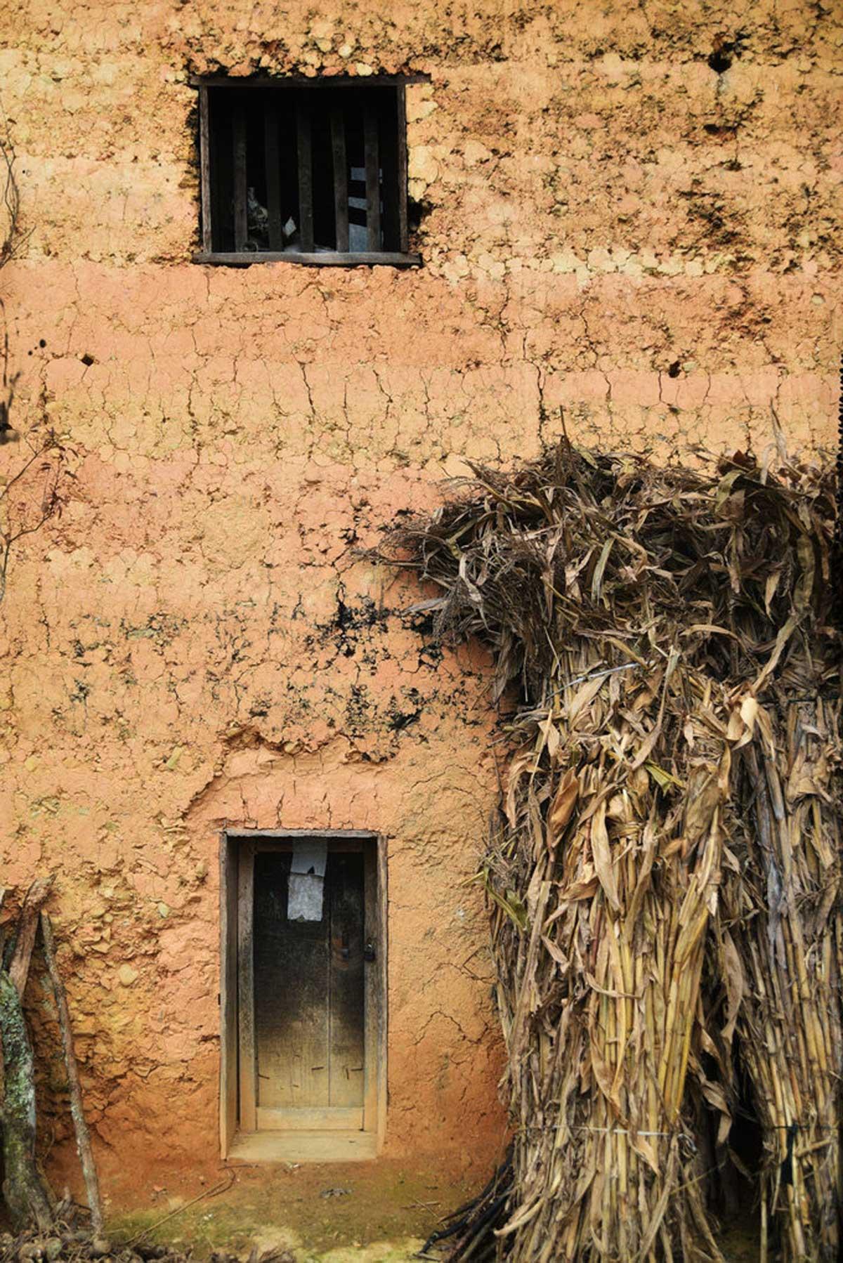 Mùa xuân, Phố Trồ, thung lũng, bức tranh sơn thủy, nhà bao quanh hồ, Hà Giang