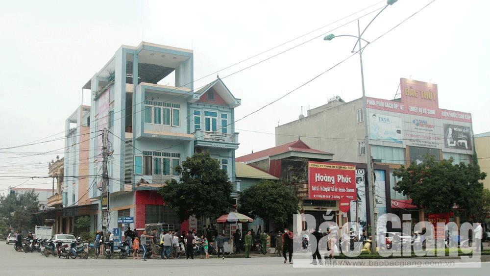 cờ bạc, Bắc Giang