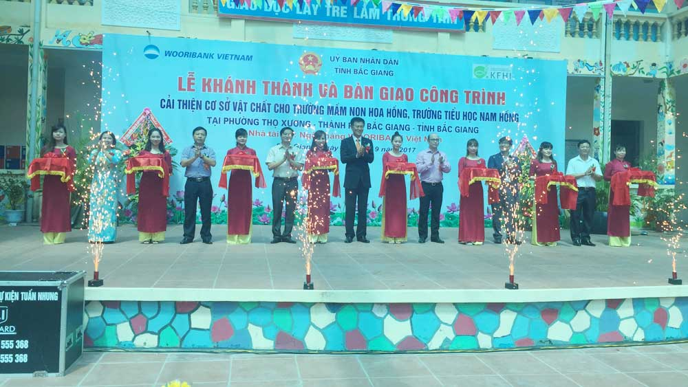24 foreign NGOs register to operate in Bac Giang province