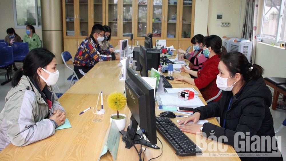 lao động, thị trường lao động, Bắc Giang, covid-19