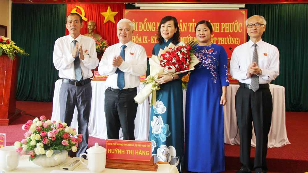 Hội Đồng Nhân Dân Tỉnh Bình Phước, Họp Bất Thường, Bỏ Phiếu, Miễn Nhiệm, Ủy Ban Nhân Dân Tỉnh Bình Phước