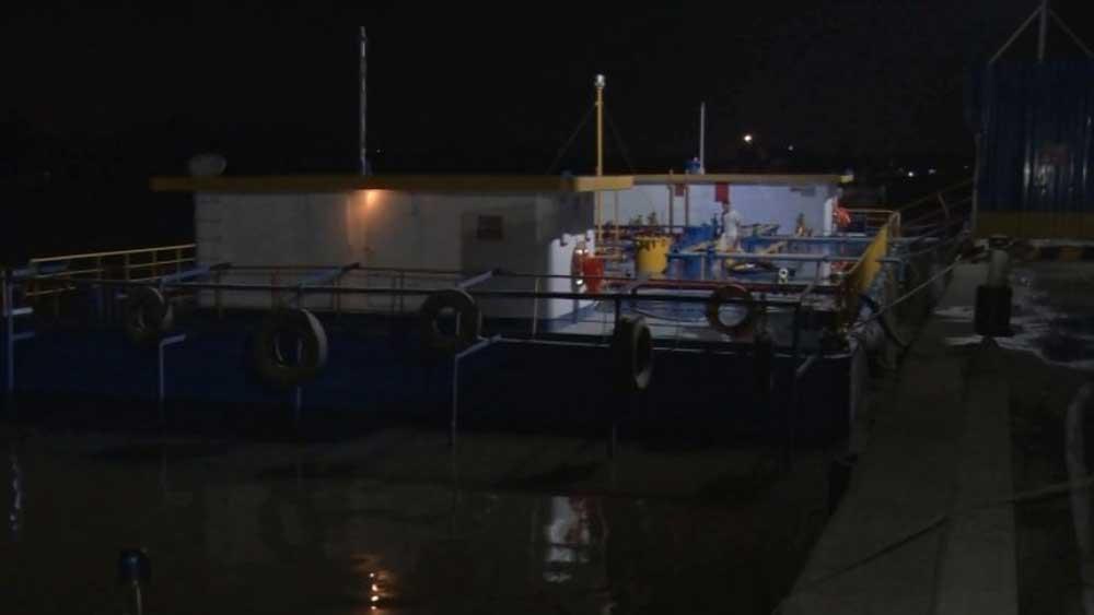 Tìm thấy, thi thể thuyền viên mất tích, nổ tàu chở dầu, sông Đồng Nai, khu công nghiệp Biên Hoà 1