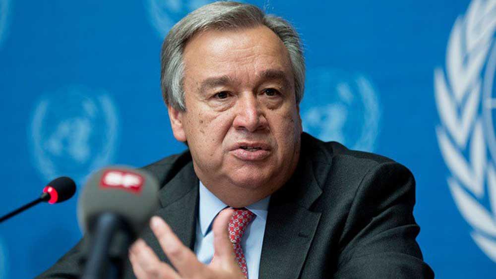 """Tổng Thư ký LHQ kêu gọi G20 thông qua kế hoạch """"thời chiến"""" chống Covid-19"""