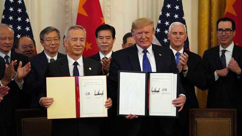 thỏa thuận thương mại, thỏa thuận thương mại mỹ trung, quan hệ mỹ trung, nông nghiệp