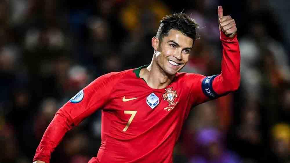Cristiano Ronaldo, Lionel Messi, Covid-19