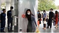 Cảng hàng không quốc tế Nội Bài sản xuất thành công buồng khử khuẩn toàn thân
