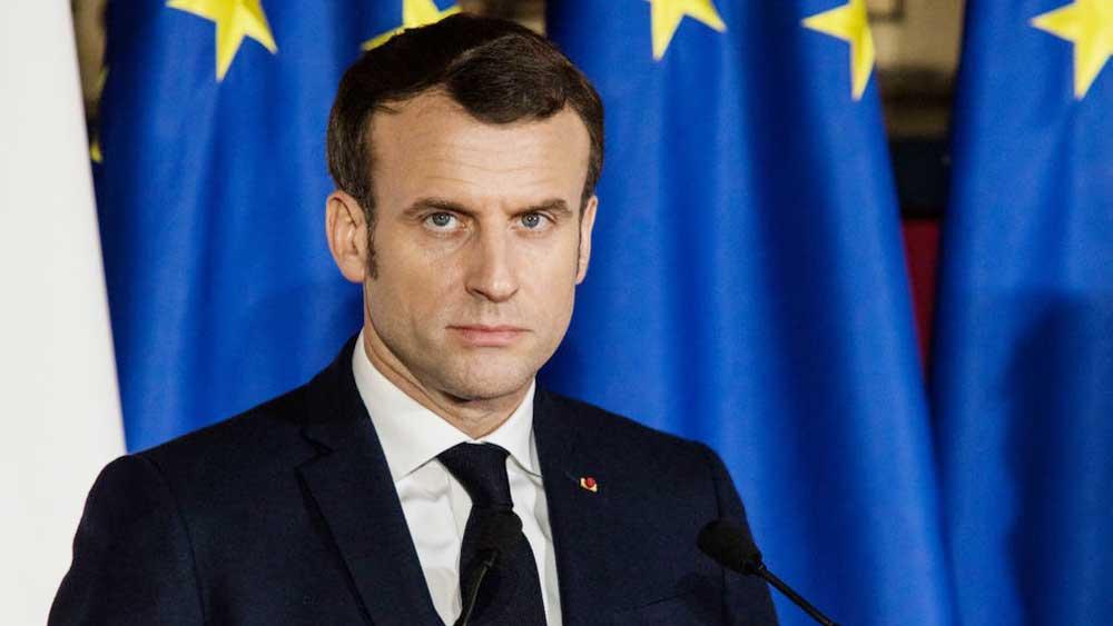 Tổng thống Pháp kêu gọi đoàn kết toàn dân chống Covid-19