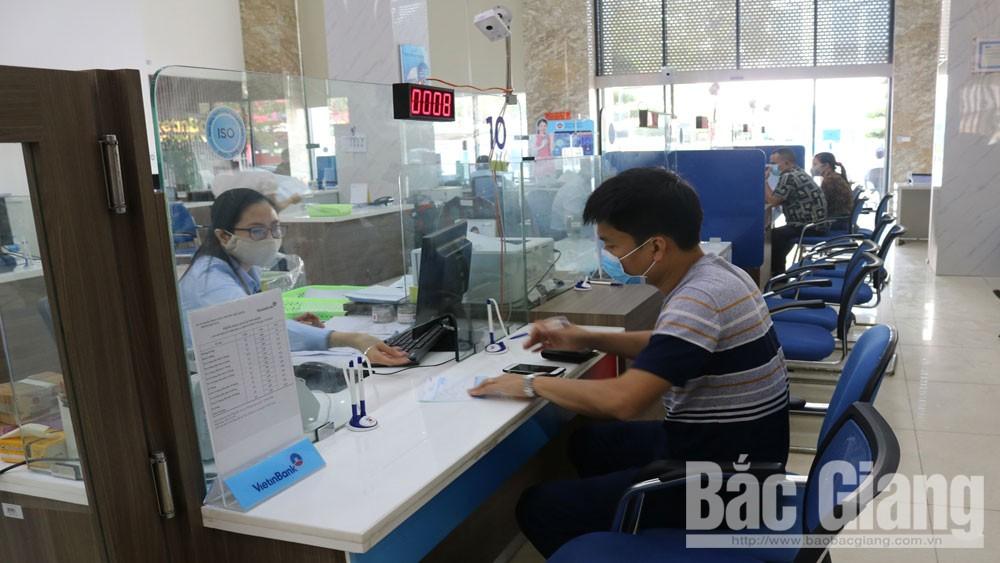 ngân hàng, Bắc Giang
