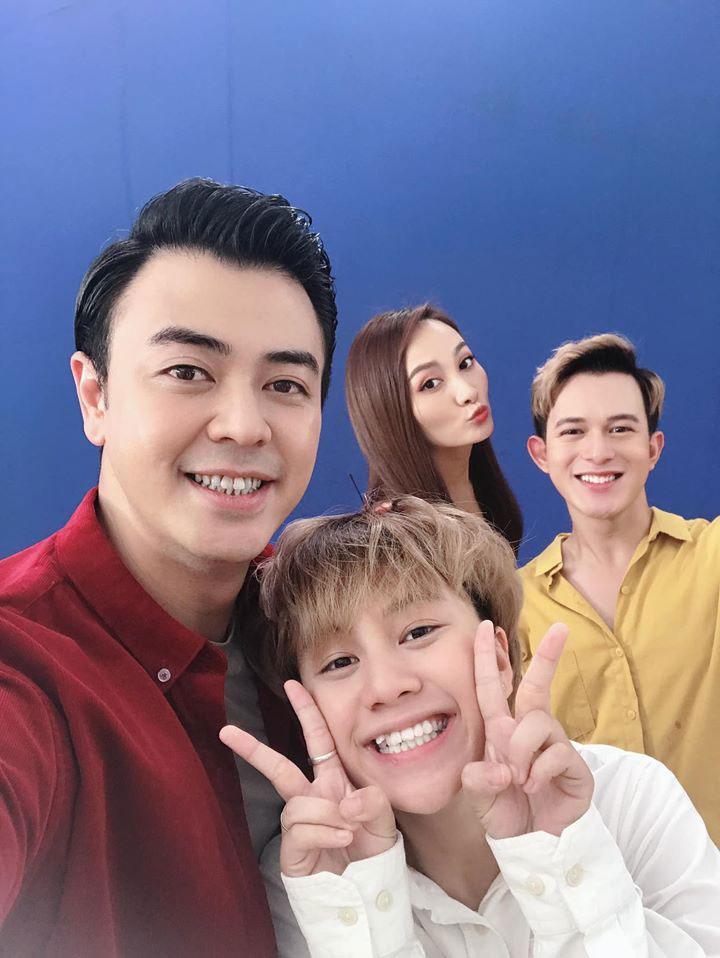Thu Quỳnh,Tuấn Tú, Bảo Hân, Bảo Thanh, Phương Oanh, Về Nhà Đi Con, Quang Anh