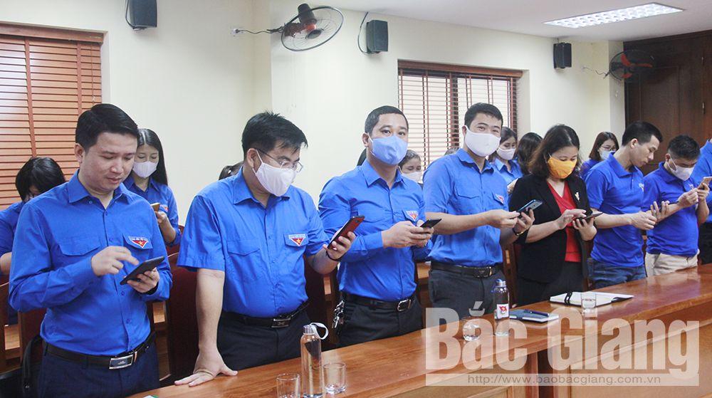 Bắc Giang, giải thưởng Lý Tự Trọng, Tuổi trẻ Bắc Giang đấu tranh phản bác luận điệu sai trái, thù địch, chia sẻ thông tin độc trên mạng xã hội