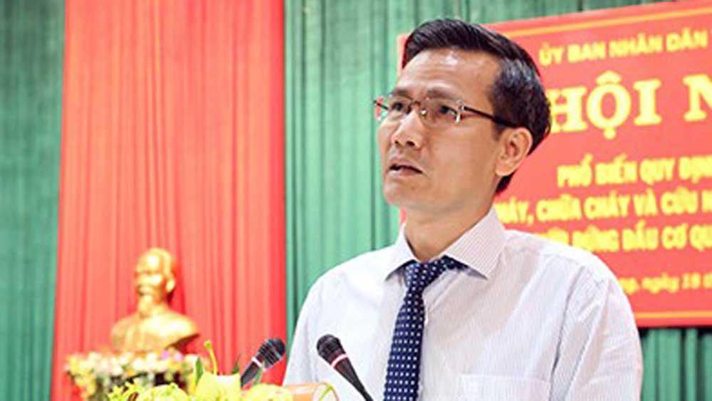 bổ nhiệm, Thủ tướng, Phó Chủ nhiệm Văn phòng Chính phủ, Cao Huy