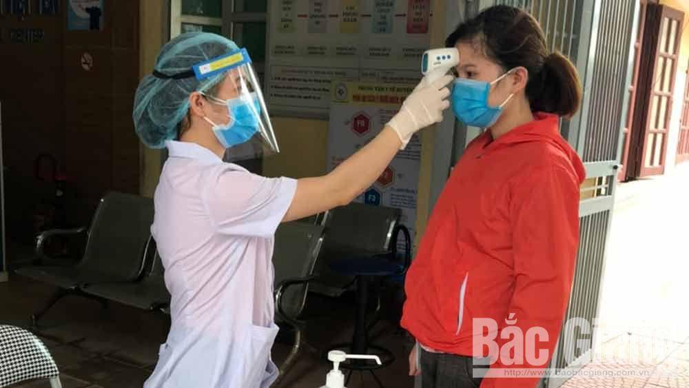 Trung tâm y tế huyện Việt yên, dịch covid-19, sáng kiến chống dịch Covid-19