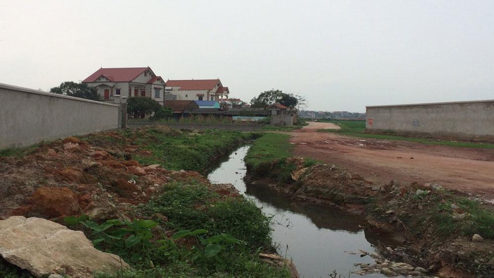 Cụm công nghiệp Việt Tiến, Việt Yên, người dân tố, doanh nghiệp, gây ô nhiễm môi trường