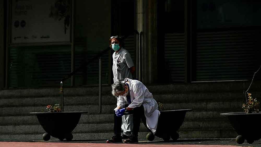 Bệnh viện Tây Ban Nha kêu cứu