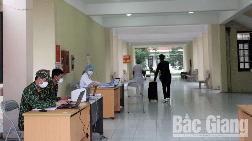 Immigrants to Bac Giang province reviewed