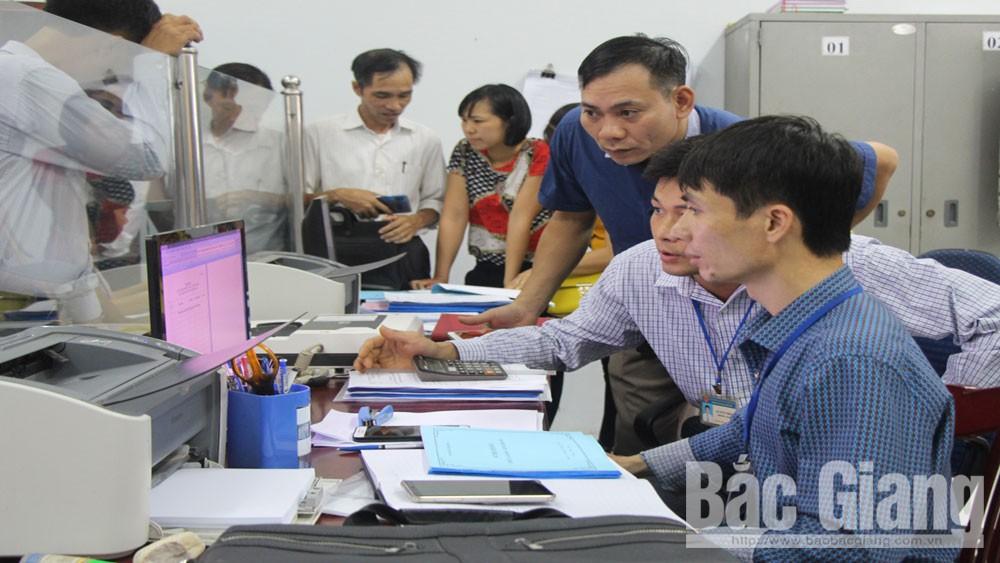 ISO 9001:2015, cải cách hành chính, Bắc Giang