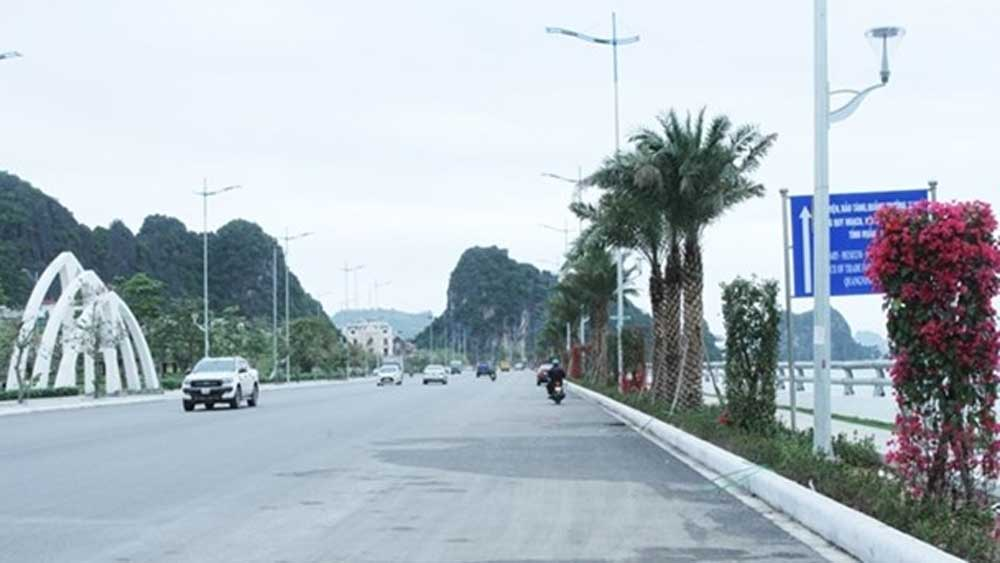Quang Ninh province, heritage road, art works,  coastal route, UNESCO-recognised Ha Long Bay, socio-economic development