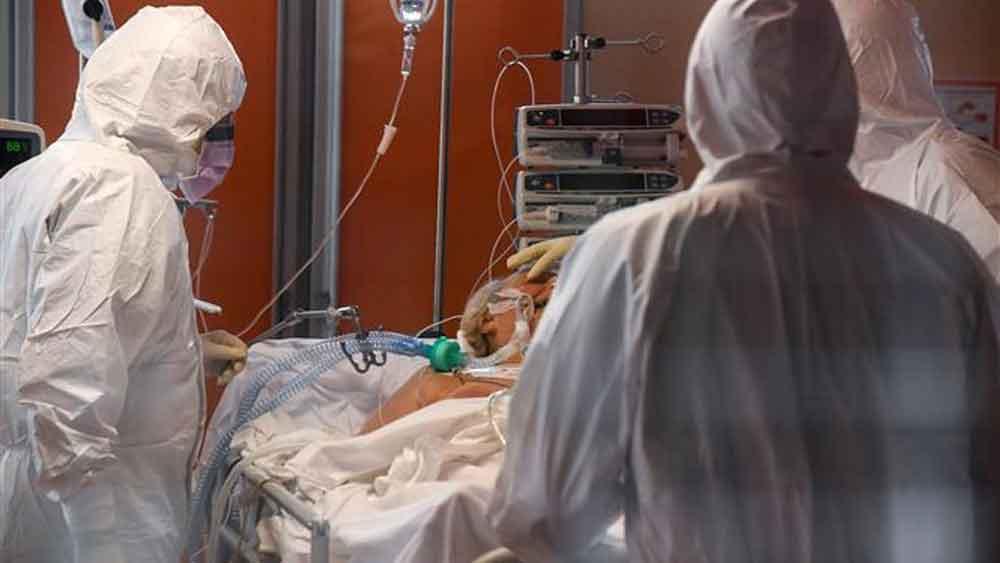 Số ca tử vong tại Italy vọt lên mức kỷ lục, 919 người trong 1 ngày
