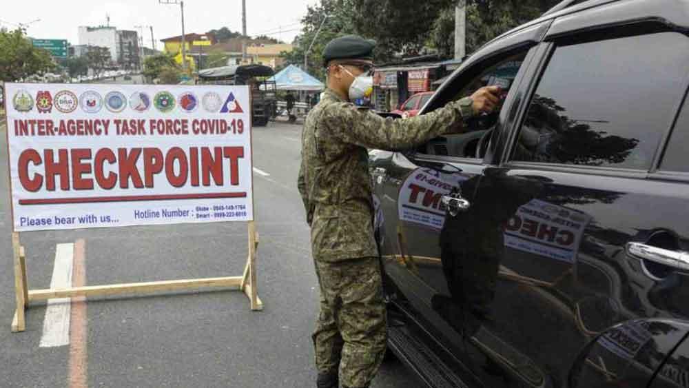 Tổng tham mưu trưởng LLVT Philippines nhiễm virus