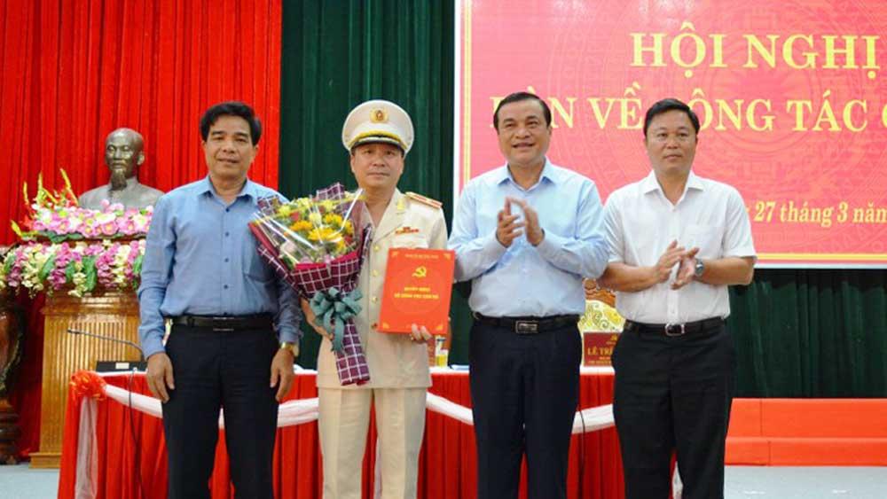 Ban Bí thư Trung chuẩn y, chỉ định nhân sự tỉnh Quảng Nam