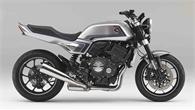 Honda CB-F Concept - bản kỷ niệm 60 năm