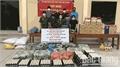 Bắc Giang: Nhiều gia đình tặng lương thực, thực phẩm phòng, chống dịch Covid-19