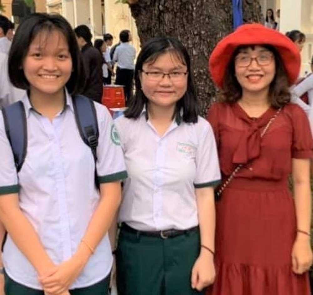 Nữ sinh Bình Thuận, giành học bổng toàn phần, ĐH Harvard, Lê Mỹ Hiền, tính cách khiêm tốn, trường danh giá