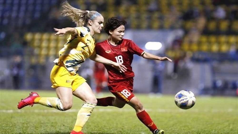 Women's national football team, top position, Southeast Asia, Women's World Rankings, Vietnam Football Federation