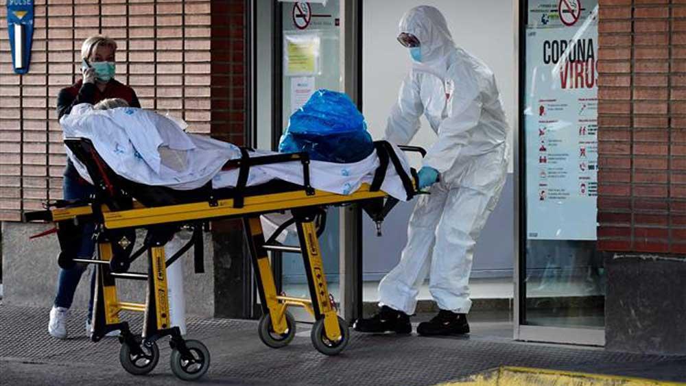 Tây Ban Nha công bố thêm 821 ca tử vong mới do dịch Covid-19