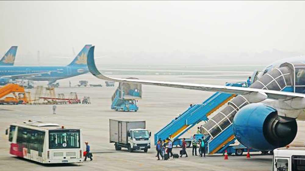 Bộ Giao thông-Vận tải chính thức giới hạn đường bay nội địa