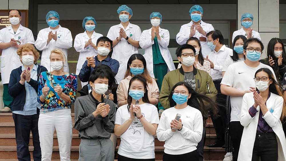 Hanoi discharges 27 patients