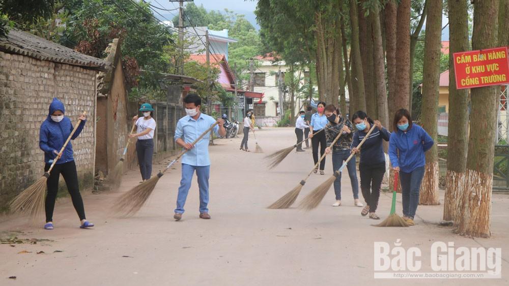 Xã Khám Lạng - Điểm sáng bảo vệ môi trường