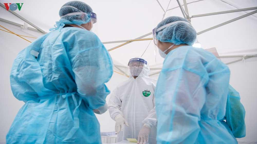 3 bệnh nhân mắc Covid-19, bệnh nhân nặng, kết quả âm tính, ít nhất 2 lần, BV Bệnh nhiệt đới TƯ, virus SARS-CoV-2