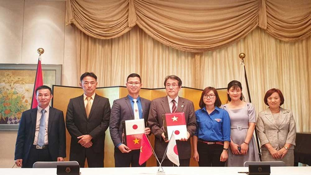 Japan, non-refundable aid, Bac Giang province, Ben Mong bridge, Japanese Government, socio-economic development, poverty reduction