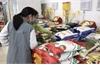 Bố trí các điểm bán hàng lưu động bảo đảm cung ứng nhu yếu phẩm