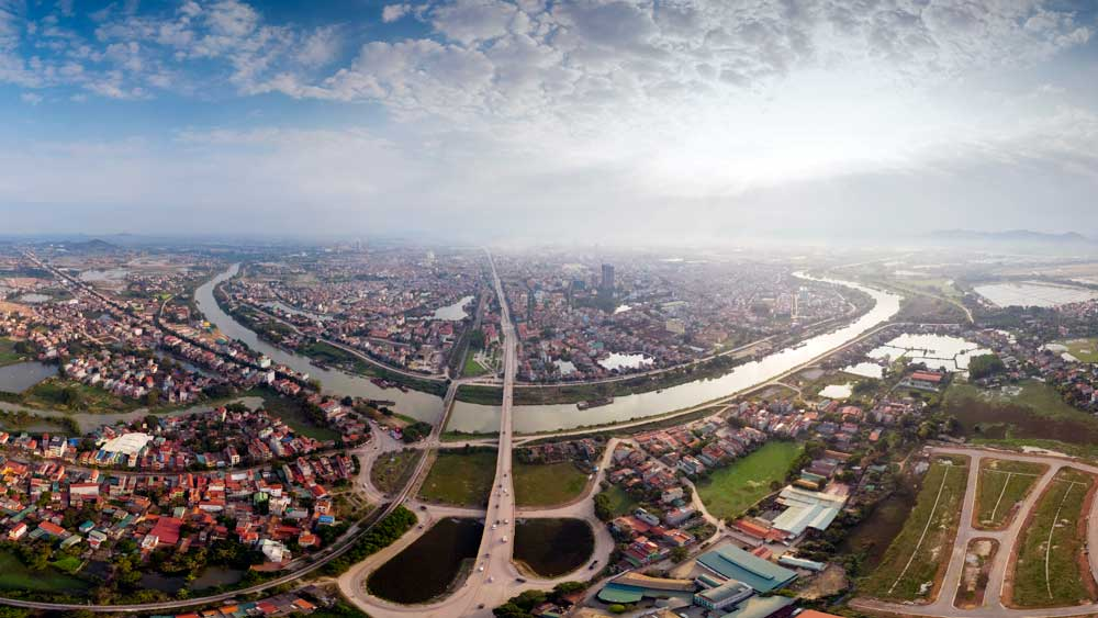Thành phố bên sông