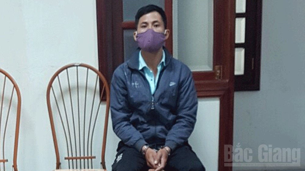 Bắc Giang: Bắt giữ đối tượng có ba tiền án tiếp tục phạm tội về ma túy