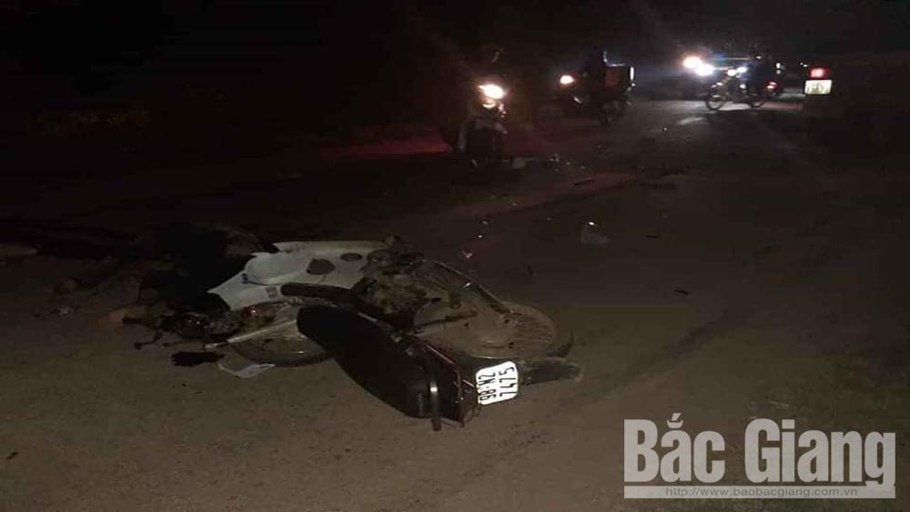 Sơn Động: Một người tử vong do tai nạn giao thông