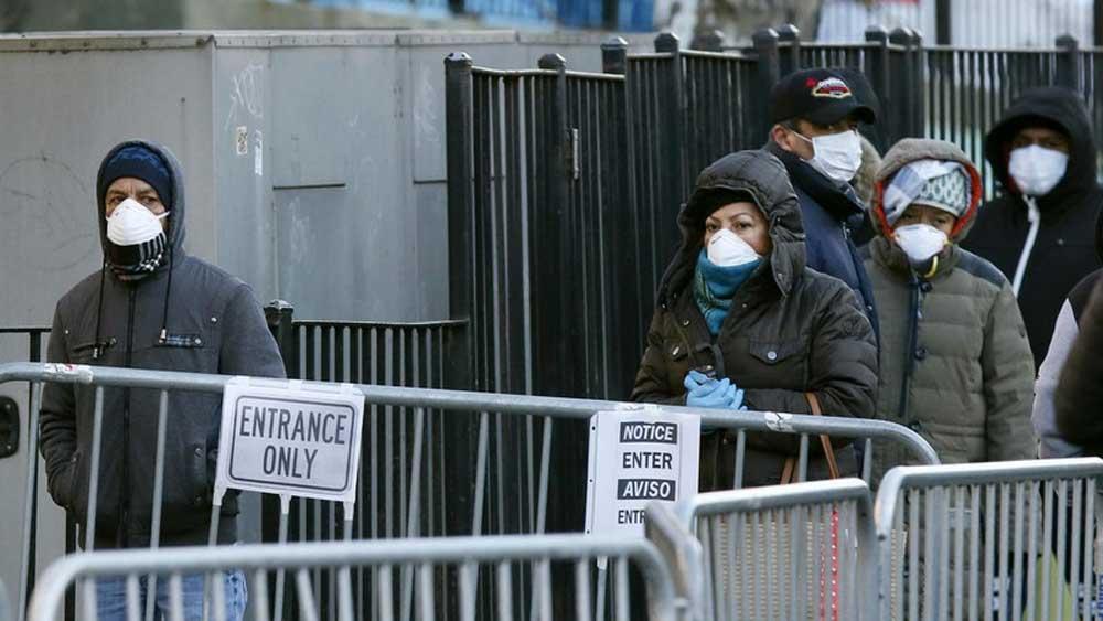 Mỹ vượt Trung Quốc và Pháp, số ca tử vong, Covid-19, tiếp tục tăng nhanh,  bảng thống kê toàn cầu, ca nhiễm mới, hệ thống y tế