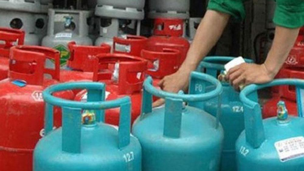 Giá Gas, sau xăng giá gas giảm