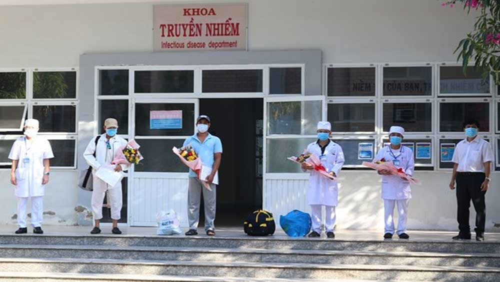 Two Covid-19 patients in Ninh Thuan now free of coronavirus