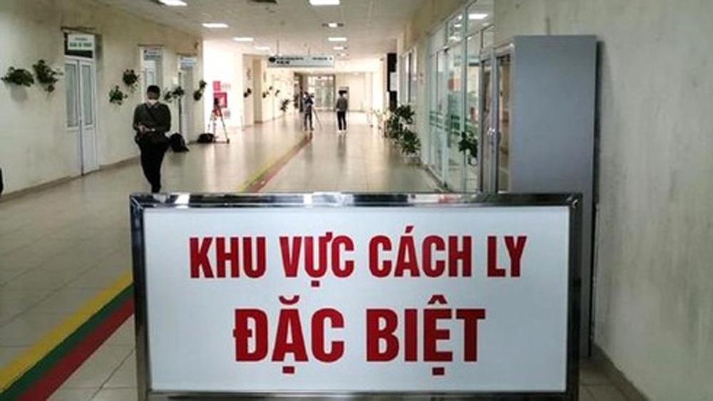 người mắc Covid-19, Việt Nam, bệnh nhân, dương tính, Bệnh viện Bạch Mai