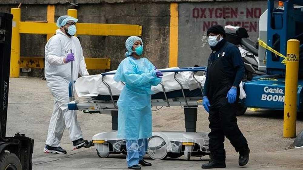 Diễn biến dịch, Covid-19, người nhiễm bệnh, người chết, đại dịch toàn cầu, nước dẫn đầu về số ca nhiễm bệnh, Khủng hoảng nghiêm trọng nhất
