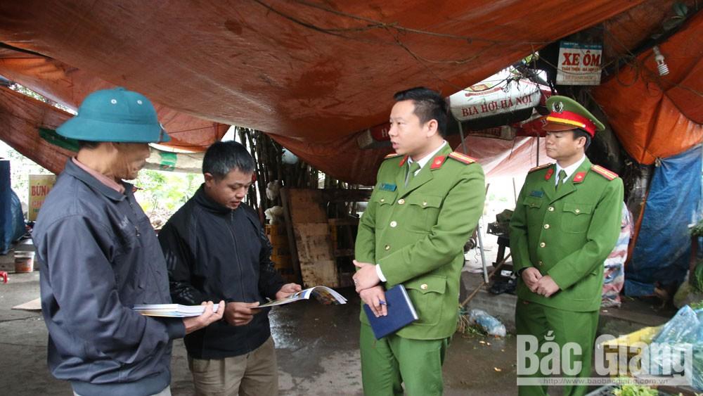 Bắc Giang, ngăn ngừa, cháy, nổ, nhà dân, sự cố điện