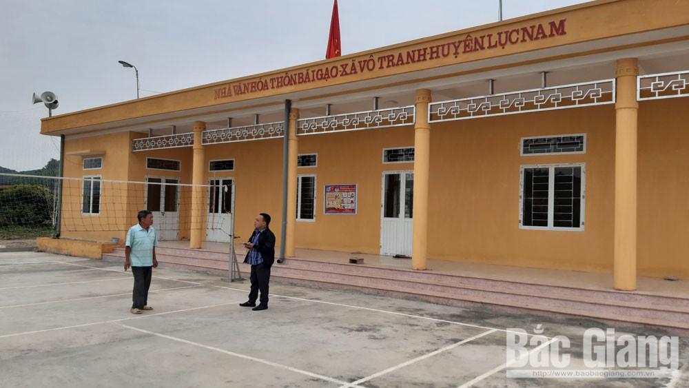 Xã Vô Tranh (Lục Nam): Đổi thay từ nguồn vốn 135