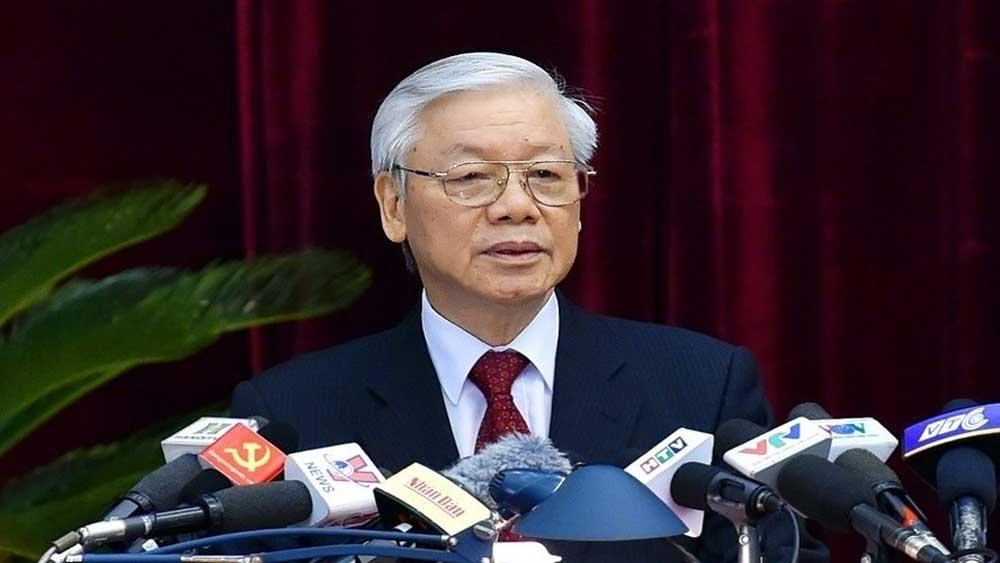 Tổng Bí thư, Chủ tịch nước Nguyễn Phú Trọng gửi thư nhân Ngày 'Toàn dân hiến máu tình nguyện'